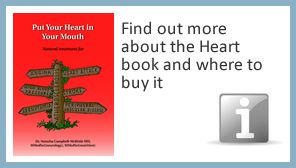Find out more about the Heart book and where to buy it